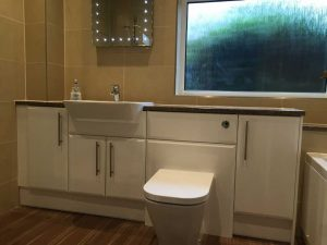 Luxury Bathroom in Exmouth